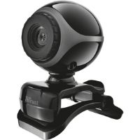 17003 EXIS WEBCAM BLACK USB 2.0 TRUST