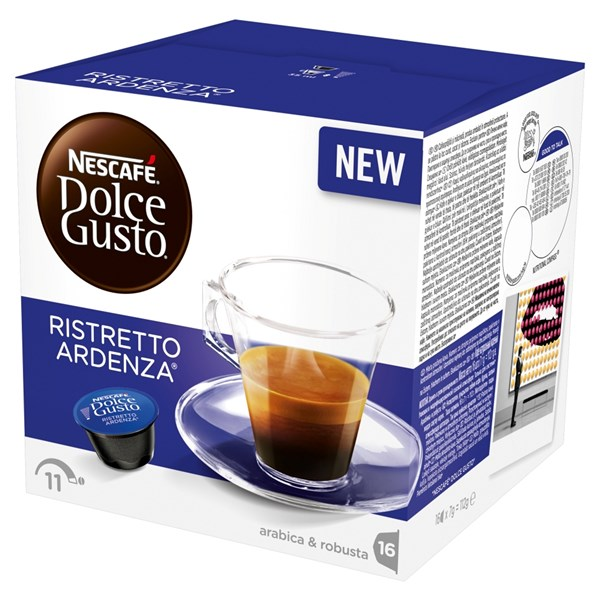 kapsle DOLCE GUSTO Ristretto Ardenza