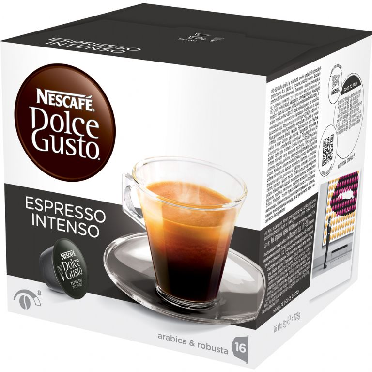 kapsle DOLCE GUSTO Espresso Intenso