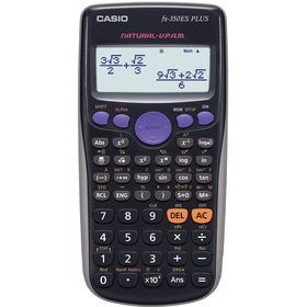 FX 350 ES PLUS CASIO