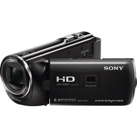 HDR PJ220EB Full HD SD kamera SONY