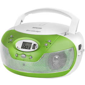 SPT 229 GN RADIO S CD/MP3/USB SENCOR