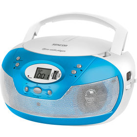 SPT 229 BU RADIO S CD/MP3/USB SENCOR