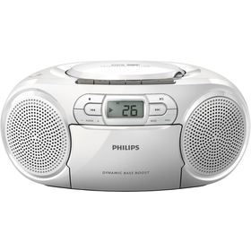 AZ328W/12 RADIOMAGNETOFON S CD PHILIPS