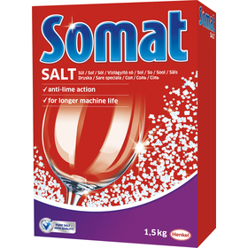 SŮL DO MYČKY 3x ACTION 1,5 KG SOMAT