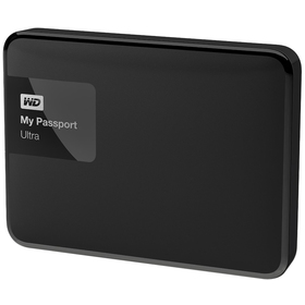 HDD 1TB USB3.0 Passport ULTRA BK WD