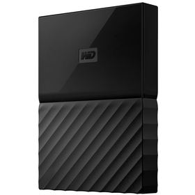 HDD 1TB USB3.0 Passport new BK WD